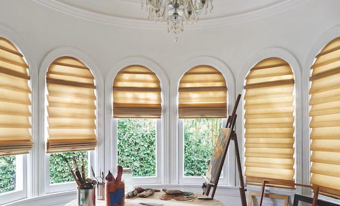 Arched Window Blinds Empire Custom Windows